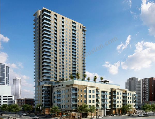 Catalyst | Near Minute Maid Park, 77002 | Highrise-Houston