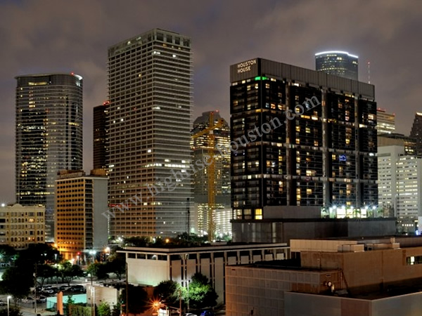 Houston House 1617 Fannin St 77002 Highrise Houston