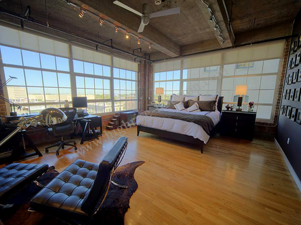 Hermann Lofts 204 Travis St 77002 Highrise Houston