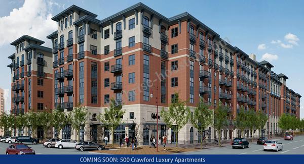 500 Crawford Apartments Houston Downtown[5]