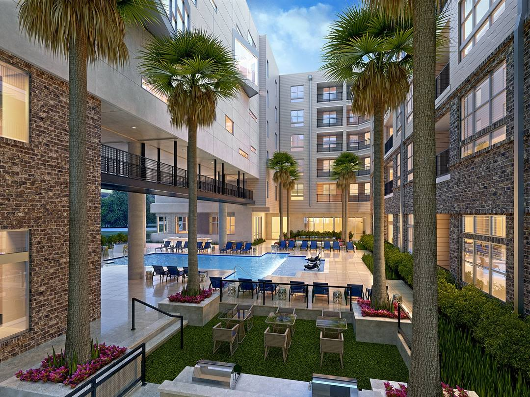 Houston High Rise Apartments For Sale