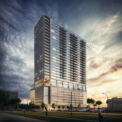 High Rise Apartments: High-Rise Apartments In Houston