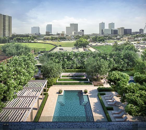 Houston Oaks: 3433 Westheimer, 77027